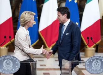 Ora c'è chi vuole far pagare all'Italia la crisi dell'Europa