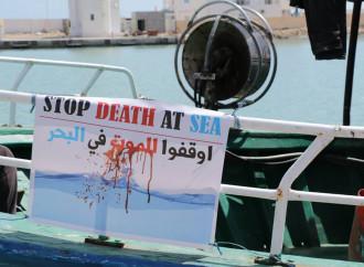 Mai più stragi nel Mediterraneo, una petizione al governo italiano