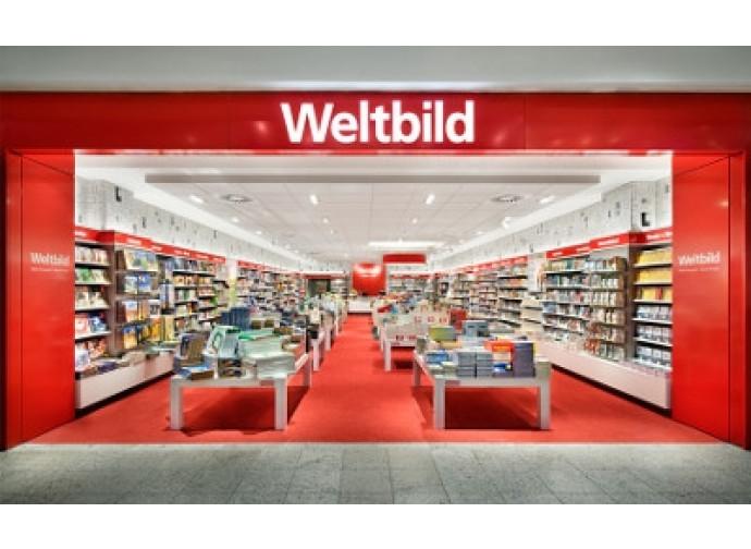 Un punto vendita della Weltbild