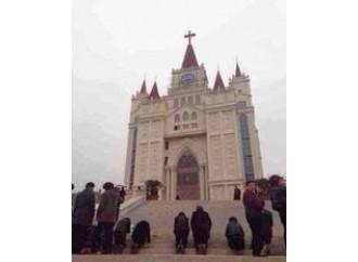 La resistenza dei cristiani in Cina