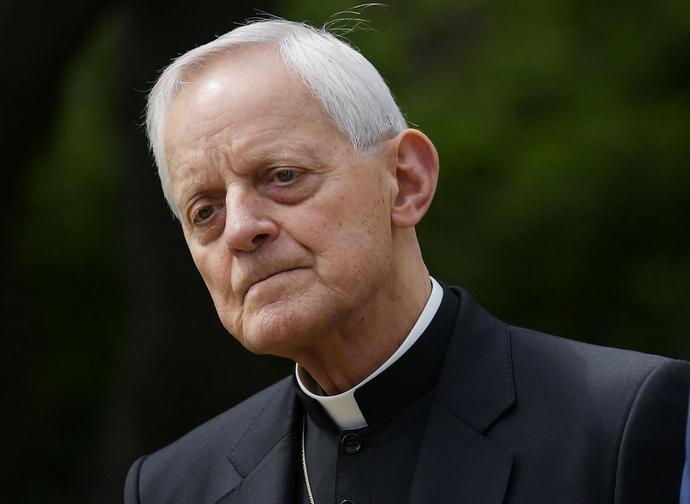 Il cardinale Wuerl