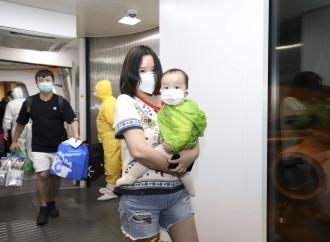 Il coronavirus è un'epidemia grazie al Partito Comunista Cinese