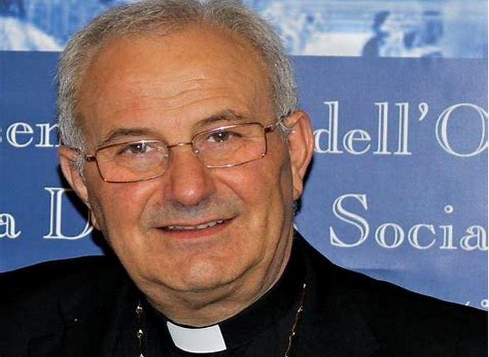 Monsignor Giampaolo Crepaldi