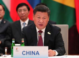 Nessuno, oggi, chiederà a Xi Jinping di rispettare i diritti umani