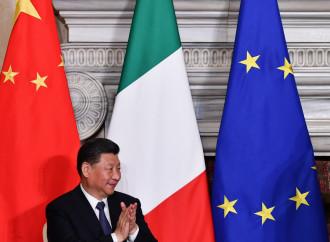 La Cina ha imposto la sua agenda