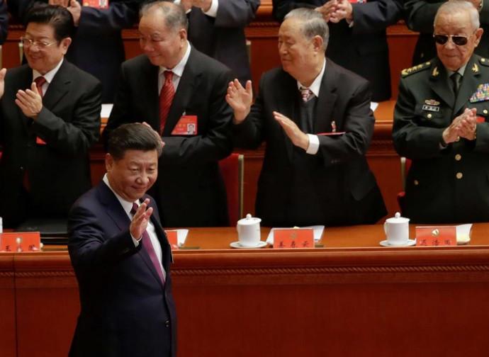 Xi Jinping a congresso