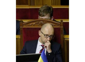 Ucraina nella tempesta. Si allontana il sogno europeo