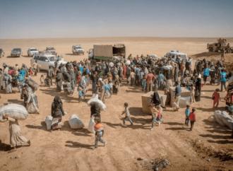 Inizia in Botswana il rimpatrio di 850 rifugiati namibiani