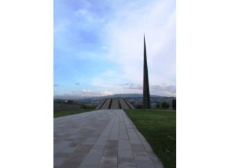 Genocidio armeno, memoria del Male e Misericordia