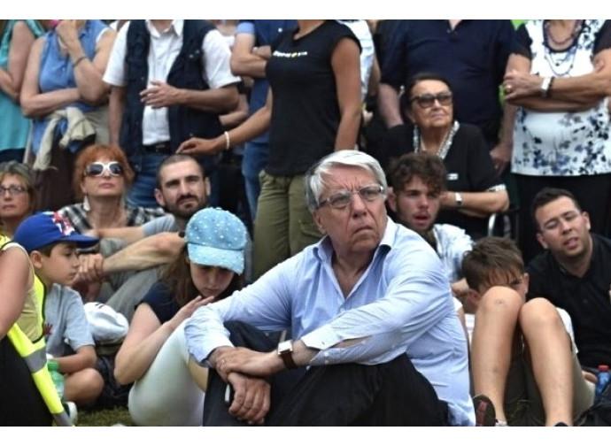 Carlo Giovanardi al Family Day