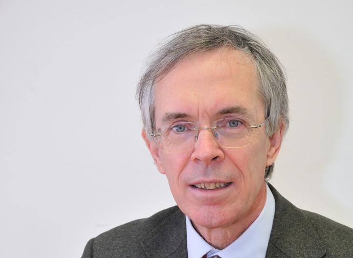 Alberto Zelger, promotore della mozione