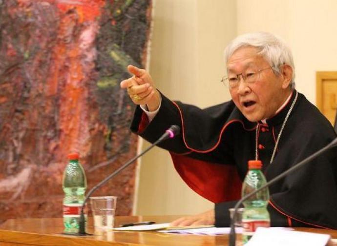 Il cardinale Zen