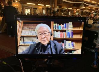 Joseph Zen: svendere la Chiesa al regime di Pechino non è un buon accordo