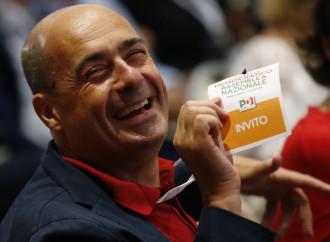 Agonia delle opposizioni: Pd e Forza Italia autoreferenziali