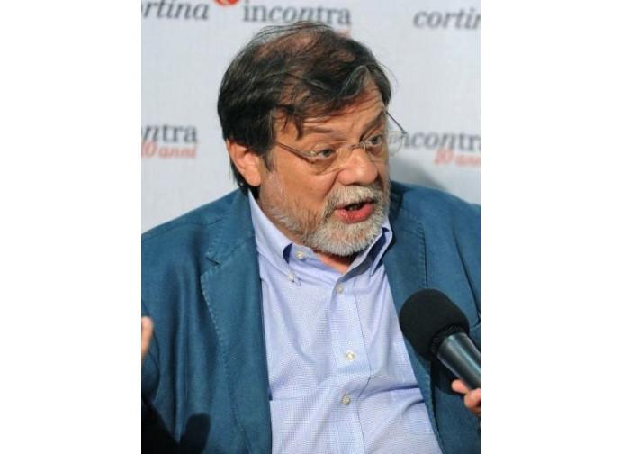 Il professor Angelo Panebianco