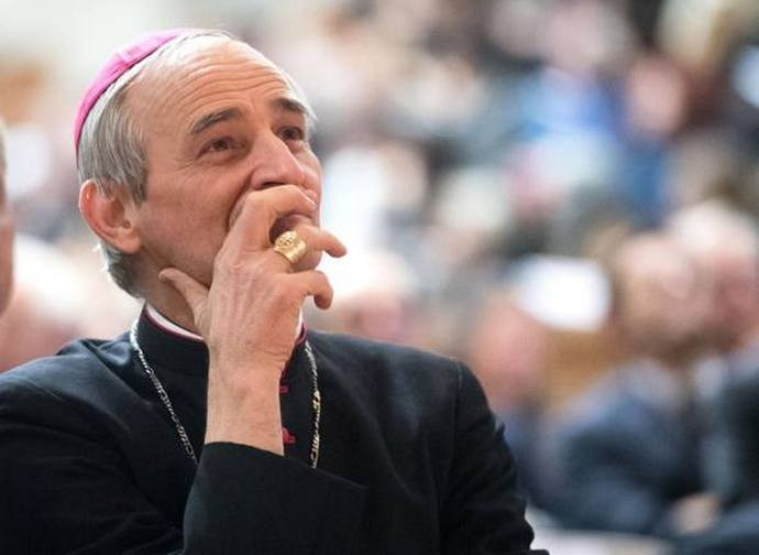 Monsignor Matteo Zuppi